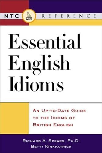 9780844208411: Essential English Idioms : An Up-to-Date Guide to the Idioms British English