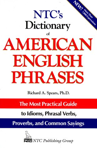 9780844208480: Ntc's Dictionary of American English Phrases