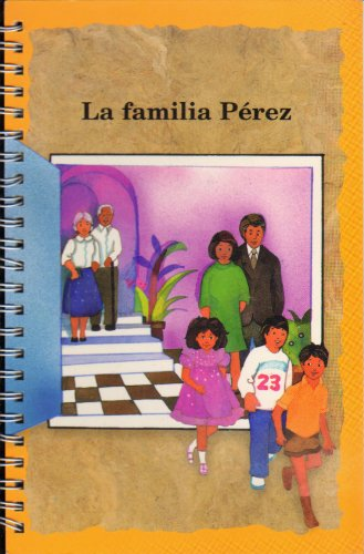 9780844208749: VIVA EL ESPANOL A 2ND ED PIC BK LA FAMILIA PEREZ (Spanish Edition)