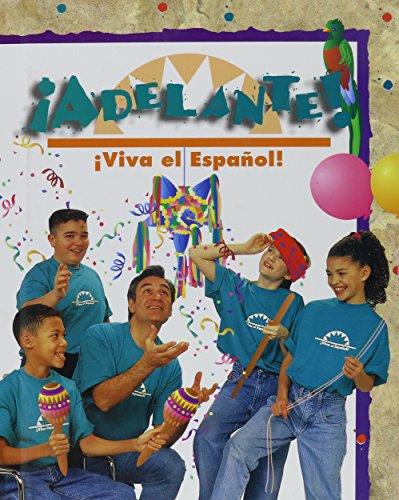 9780844209845: Adelante (VIVA EL ESPANOL) (Spanish Edition)