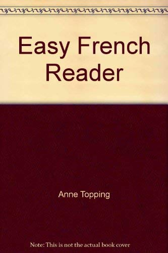 9780844210025: Easy French Reader