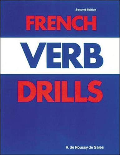 9780844210292: French Verb Drills (Language - French)