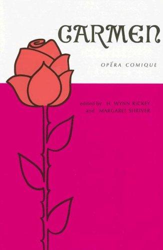 Classic Literary Adaptations : Carmen, Opra Comique: Ludovic Halevy, McGraw-Hill