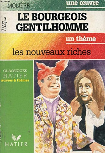 9780844211886: Le Bourgeois Gentilhomme (French Edition)