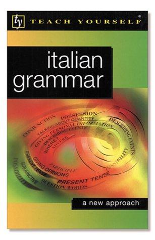 9780844213330: Teach Yourself Italian Grammar