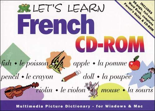 9780844213736: Let's Learn French CD-ROM