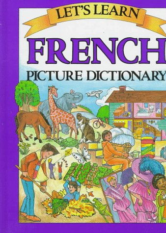 9780844213927: Let's Learn French Picture Dictionary