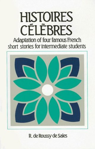 9780844214047: Histoires Celebres (French Edition)