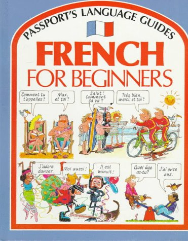 9780844214139: French for Beginners (Passport's Language Guides)