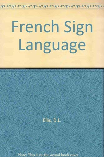 9780844214450: French Sign Language: Reading Comprehension Activities