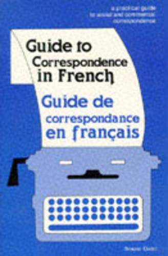 9780844215013: Guide to Correspondence in French