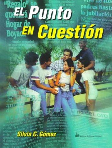 9780844215655: El Punto En Cuestion (Spanish Edition)