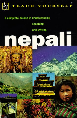 9780844215969: Teach Yourself: Nepali (Book Only)