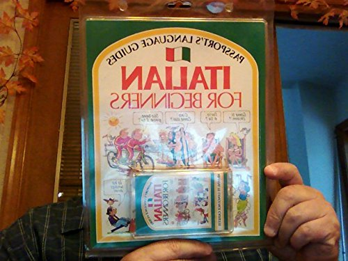 9780844216225: Italian for Beginners with Book (Passport's Language Guides)