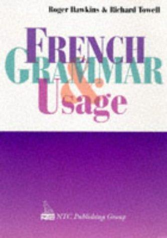 9780844216324: French Grammar & Usage