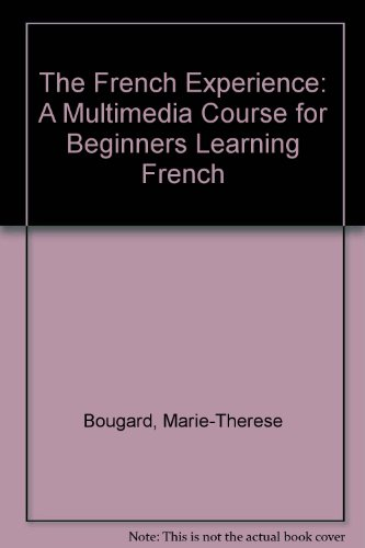 9780844216638: French Experience : BBC (Library Edition)