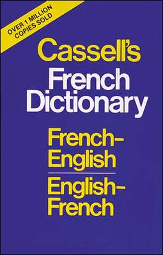 9780844217345: Cassell's French Dictionary: French-English, English-French