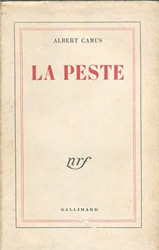 9780844217659: LA Peste
