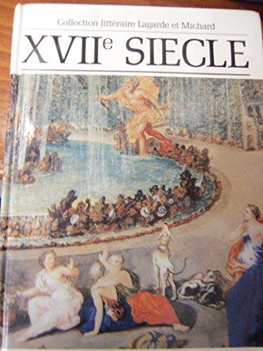 9780844219394: Xviie Siecle: Les Grands Auteurs Francais Du Programme