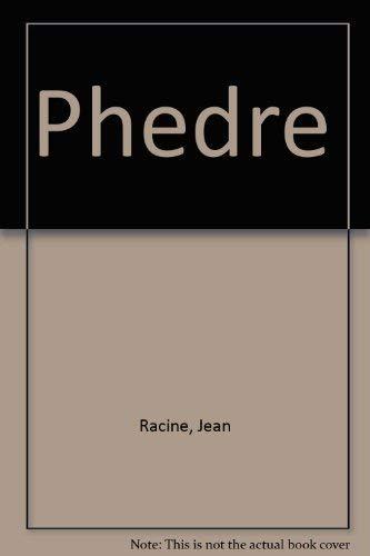 9780844219943: Phedre