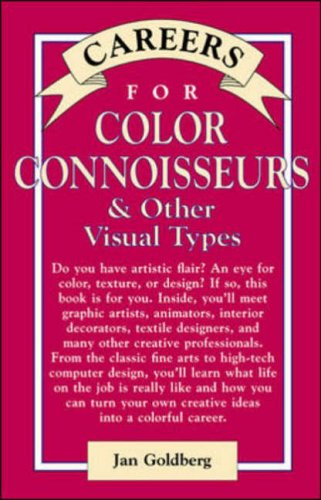 9780844220031: Careers for Color Connoisseurs & Other Visual Types (McGraw-Hill Careers for You)