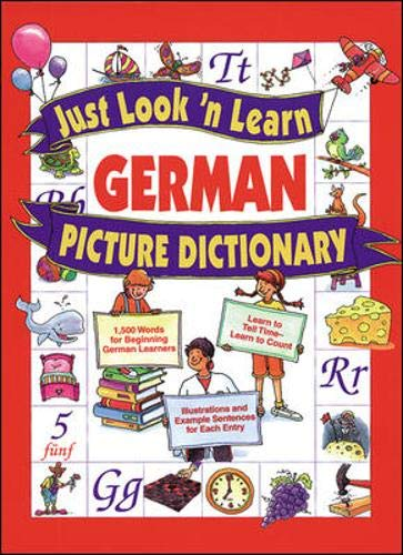 Just Look n Learn Picture Dictionaries: Just: Sra/Mcgraw-Hill