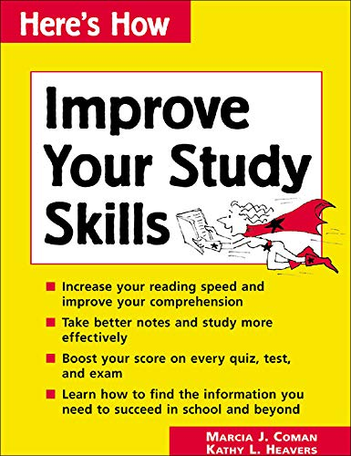 9780844220734: Here's How: Improve Your Study Skills