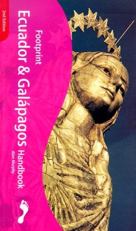 9780844221298: Ecuador and Galapagos Islands Handbook (Footprint)