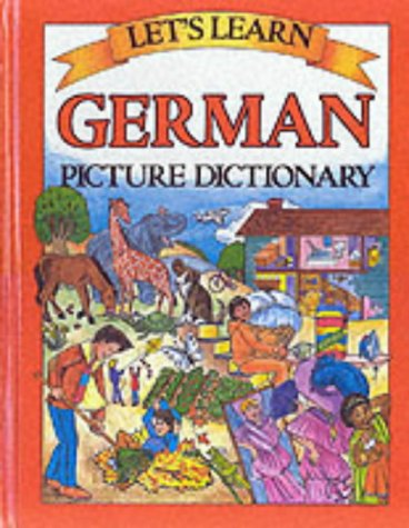 9780844221670: Let's Learn German Picture Dictionary