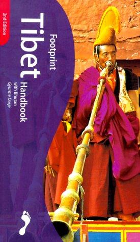 9780844221908: Tibet Handbook (with Bhutan) (Footprint Handbooks Series)
