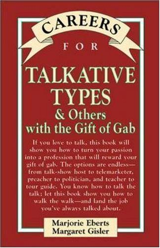 9780844222875: Careers for Talkative Types & Others With The Gift of Gab (McGraw-Hill Careers for You)