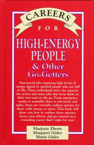 9780844222981: High-Energy People & Other Go-Getters (VGM Careers for You)