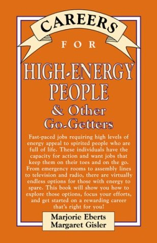 9780844222998: Careers for High-Energy People & Other Go-Getters (Vgm Careers for You Series)