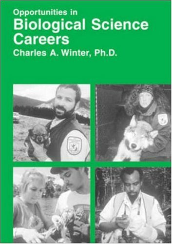9780844223018: Opportunities in Biological Science Careers
