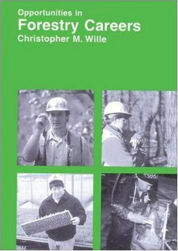9780844223049: Opportunities in Forestry Careers (Opportunities in Series)