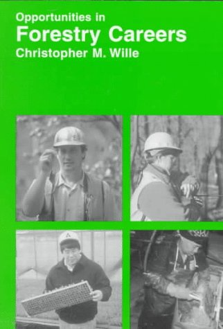 9780844223056: Opportunities in Forestry Careers