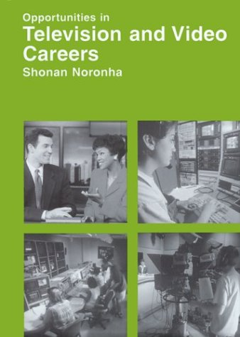 9780844223087: Opportunities in Television and Video Careers