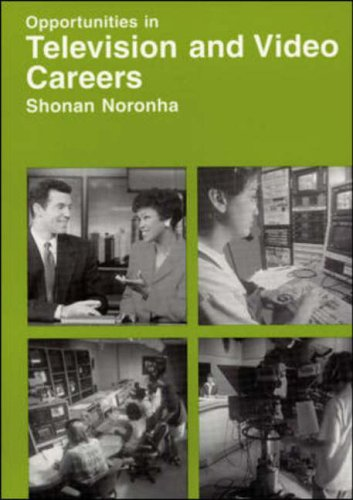 9780844223094: Opportunities in Television and Video Careers (Vgm Opportunities Series)
