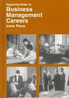 9780844223254: Opportunities in Business Management Careers