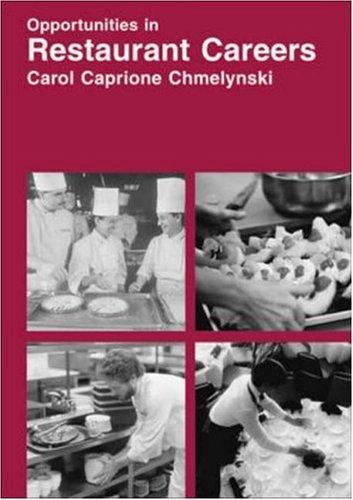 9780844223360: Opportunities in Restaurant Careers