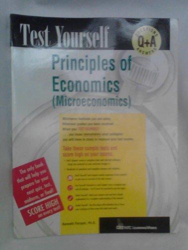Principles of Economics: Microeconomics (Test Yourself): Parzych, Kenneth M.,