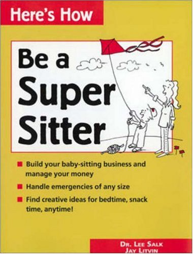 9780844224817: Here's How: Be a Super Sitter