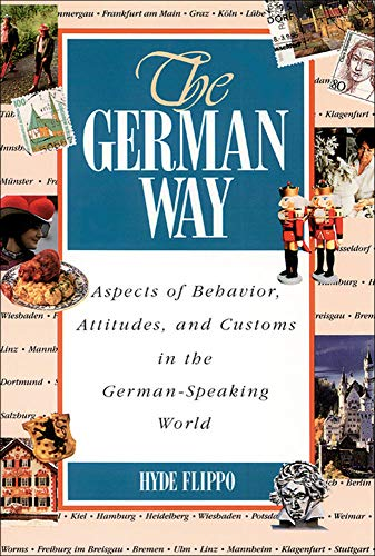 9780844225135: The German Way : Aspects of Behavior, Attitudes, and Customs in the German-Speaking World