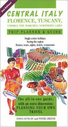 Passport's Central Italy Trip Planner and Guide (Passport's Trip Planners & Guides): ...