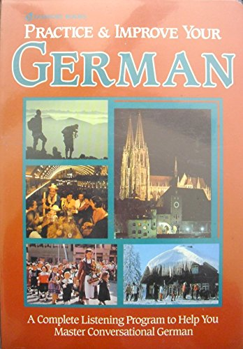 9780844225555: Practice and Improve Your German