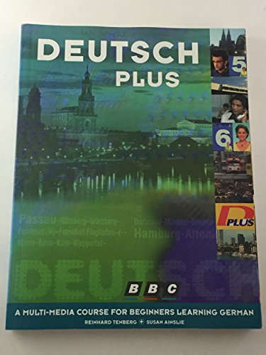 9780844225876: Deutsch Plus