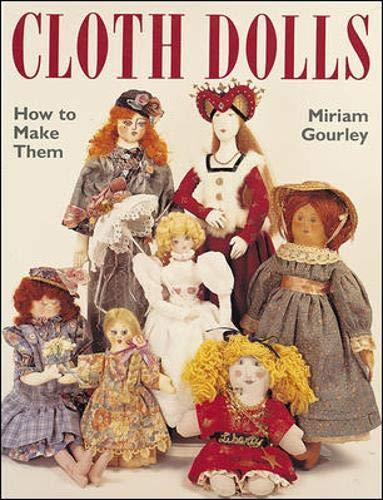 9780844226323: Cloth Dolls: How to Make Them
