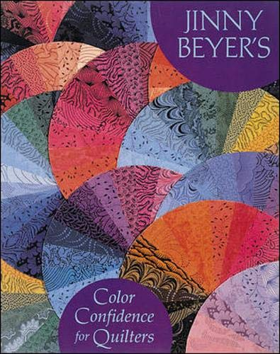 9780844226392: Jinny Beyer's Color Confidence For Quilters