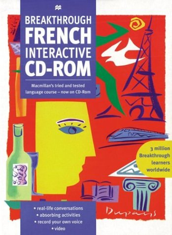 9780844227351: Breakthrough French