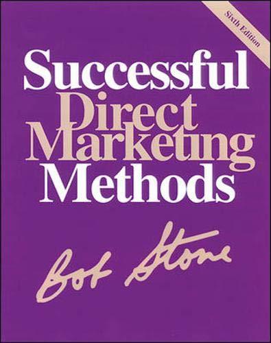 9780844230030: Successful Direct Marketing Methods